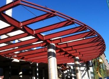 Estructuras Metálicas Frutos Vitoria Gasteiz
