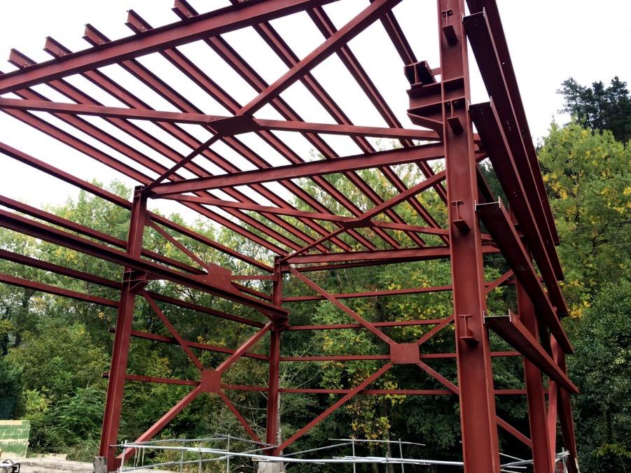 Estructuras met licas frutos vitoria gasteiz - Estructuras metalicas murcia ...