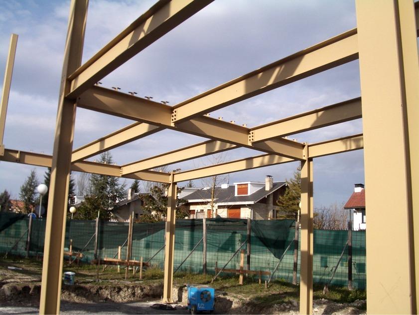 Estructuras metalicas para viviendas good de viviendas con estructura metalica venezuela with - Estructura metalica vivienda ...